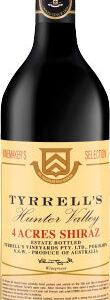 Tyrrells - 4 Acres Shiraz 2011 75cl Bottle