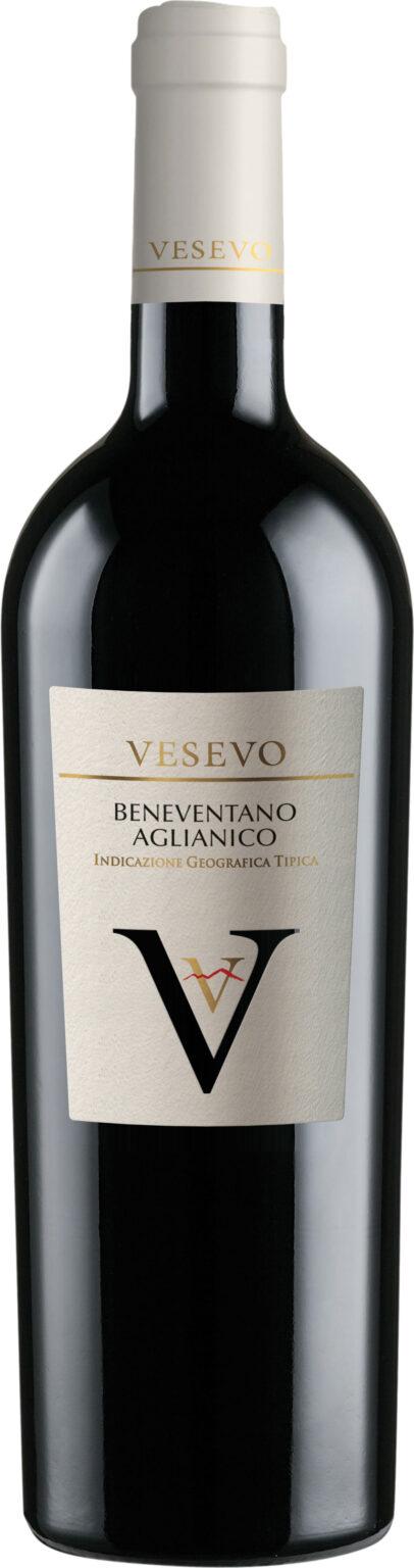 Vesevo - Beneventano Aglianico 2017 75cl Bottle
