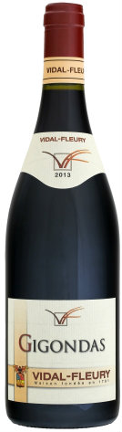 Vidal-Fleury - Gigondas 2013 75cl Bottle