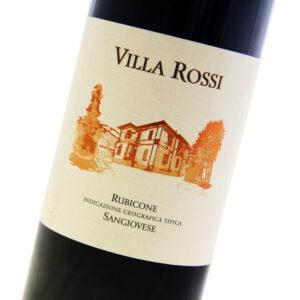 Villa Rossi - Sangiovese del Rubicone 2018 75cl Bottle