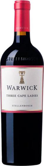 Warwick Estate - Three Cape Ladies 2016 75cl Bottle