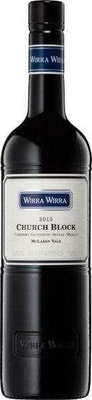 Wirra Wirra - Church Block Cabernet Sauvignon Shiraz Merlot 2017 75cl Bottle