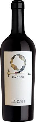 Zorah - Karasi Areni Noir 2018 75cl Bottle