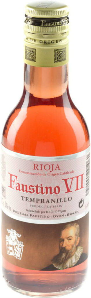 Faustino VII - Rosado 2011 187ml Bottle