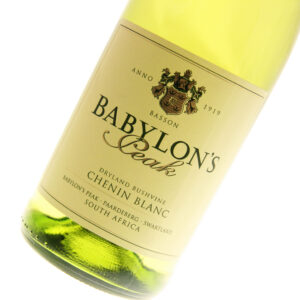Babylon's Peak - Chenin Blanc 2019 75cl Bottle