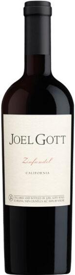 Joel Gott - Zinfandel 2017 75cl Bottle
