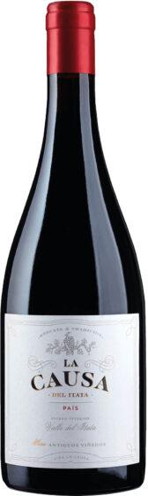 Torres Chile - La Causa Pais 2016 75cl Bottle
