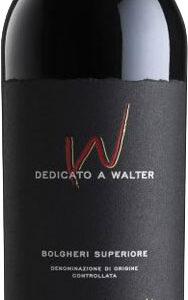 Poggio al Tesoro - W Dedicato a Walter Cabernet Franc 2015 75cl Bottle