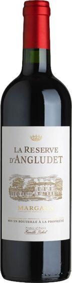 Chateau Angludet - Reserve d'Angludet, Margaux 2015 75cl Bottle