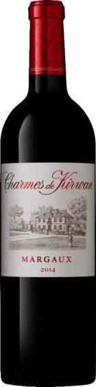 Chateau Kirwan - Charmes de Kirwan, Margaux 2014 75cl Bottle