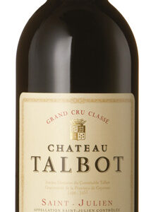 Chateau Talbot - 4eme Cru Classe St-Julien 2014 75cl Bottle