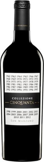 San Marzano - Cinquanta Collezione NV 75cl Bottle