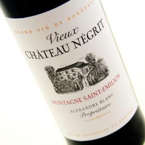 Vieux Chateau Negrit - Montagne-Saint-Emilion 2016 75cl Bottle
