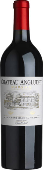 Chateau Angludet - Margaux 2014 75cl Bottle