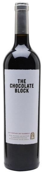 Boekenhoutskloof - The Chocolate Block 2019 75cl Bottle