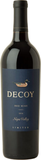 Decoy - Limited Napa Valley Red Blend 2018 75cl Bottle